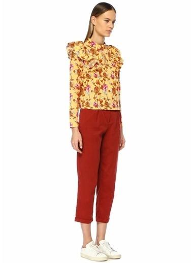 Glamorous Bluz Pembe
